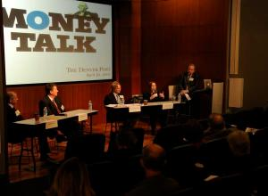 The Denver Post hosts an investment roundtable.