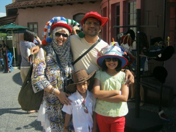 Asim Family Photo