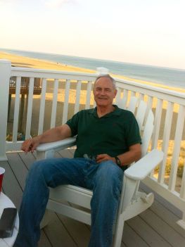 Col. John Turner, Ph.D., former Executive Director of the Global Energy Management (GEM) Program at the University of Colorado Denver Business School, enjoying retirement in Sarasota, Florida.
